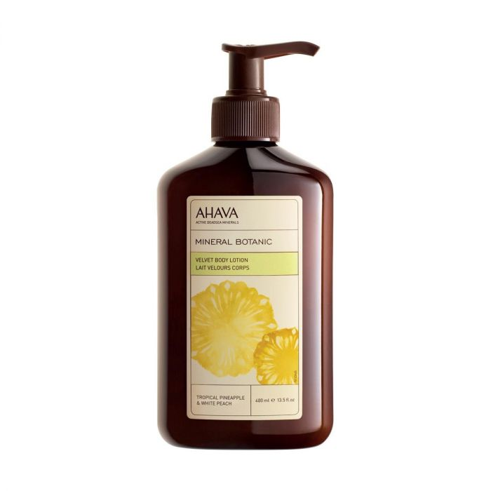 Ahava Mineral Botanic Bodylotion Pineapple